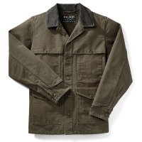 Filson Stonewashed Canvas Cruiser, Otter Green, taglia XL
