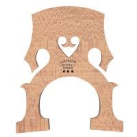 Despiau Steg Nr. C2 Französisch, A-Qualität, roh, behandelt, Cello 4/4, 90 mm