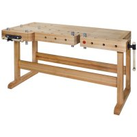 DICTUM Workbench »Allround 1700«, Height 870 mm