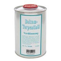 Turpentine Oil, 1 l