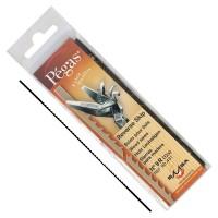 Lames de scie à chantourner Pégas Skip Reverse, largeur lame 1,3 mm, 12 pièces