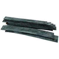 Buffalo Horn Plate, Extra Long, Thickness 3-4 mm