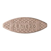 Lamelles en bois Lamello N° 10, 1000 pièces