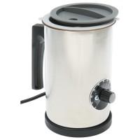 Herdim Glue Pot, Plastic Container with Lid, 250 ml, 120 V