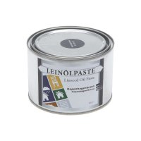Linseed Oil Paste Copenhagen Brown