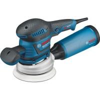 Bosch Ponceuse excentrique GEX 125-150 AVE Professional en L-BOXX