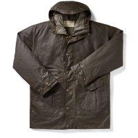 Filson All-Season Raincoat, Orca Gray, Size XL