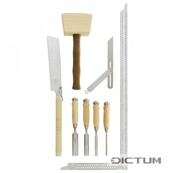 Zimmerer werkzeug set  Berufsanfängerset Zimmerer | Werkzeugsätze | Dictum