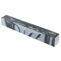 Pièce brute pour ustensile d'écriture en acrylique, carbone
