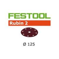 Festool Disque abrasif STF D125/8 P80 RU2/50