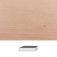 Hêtre commun étuvé, 150 x 40 x 40 mm