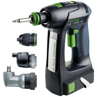 Festool Perceuse-visseuse sans fil C 12 Li 1,5-Set