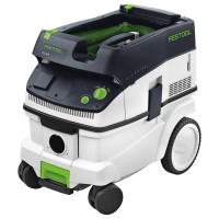 Festool Mobile Dust Extractor CLEANTEC CTM 26 E, 26 l