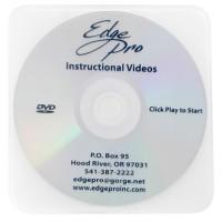 DVD d'instructions Edge Pro