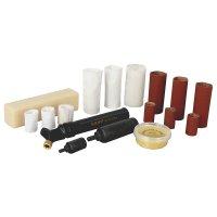 用于Kirjes研磨系统的研磨和抛光装置。