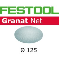 Abrasive net STF D125 P400 GR NET/50
