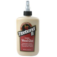 Titebond II Dark Wood Glue, 237 g