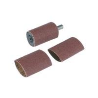 Manchons abrasifs pour abrasif N° 120, grain 320