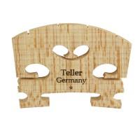 Teller* Bridge, Fitted, Violin 3/4, 38 mm