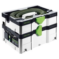 Festool Mobile Dust Extractor CLEANTEC CTL SYS + 5 Filter Bags