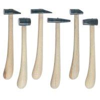 Mini Hammers, 6-Piece Set
