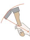 Imagen 5: El uso del filo