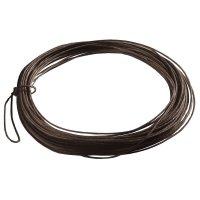 Linen Thread, Waxed, Dark Brown