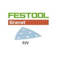 Festool Abrasive Sheets STF V93/6 P80 GR/50