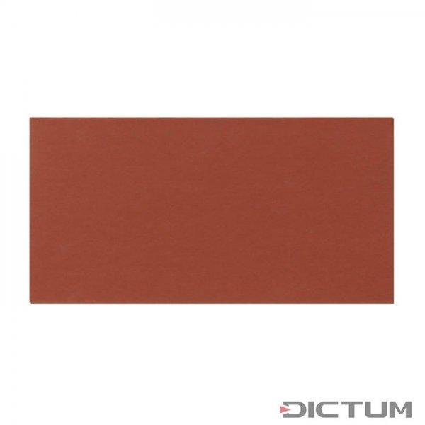 Vulkanfiber rostrot, 0,8 mm