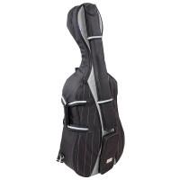 Jakob Winter Cover, Cello 4/4, black/grey
