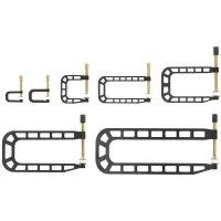 Herdim Repair Clamps, 7-Piece Set