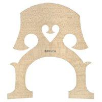 Ponticello c:dix Bausch, tagliato, violoncello 3/4, 85 mm