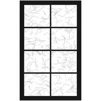 """Shoji Paper """"»Shoji Gami«, Fibre Pattern, Width 94 cm"""