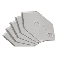 Replacement Blades for Mat Cutter, 5-Piece Set