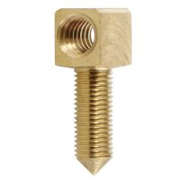 Brass Eyelet, Normal Shaft, Inch Thread, Cello, 4 x 6 mm