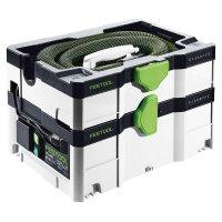 Festool Aspirateur CLEANTEC CTL SYS + 5 Sacs filtre