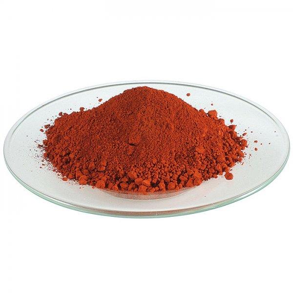 Schwedenrot, Eisenoxid-Pigment, 1 kg