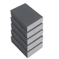 KA.EF. Abrasive Sponge, Grit 180, 5-Piece Set