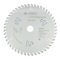 BOSCH Circular Saw Blade 165 x 1.8/1.3 x 20, W 48, BEST for WOOD
