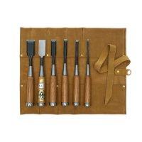 Ciseaux à bois Oire Nomi, jeu de 6 pièces