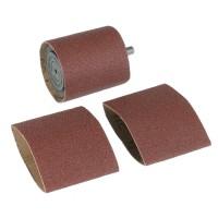 Manchons abrasifs pour abrasif N° 140, grain 80