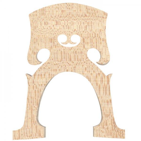 Teller Bridge Belgian, 1A-Quality, Unfitted, Cello 1/4, 69 mm