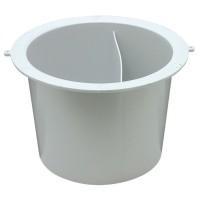Leimbehälter aus Kunststoff für Leimkocher, 1 l