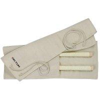 Sacoche enroulable en jute pour scies japonaises, taille 1