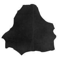 Kangaroo Leather, Black, 45-55 dm²
