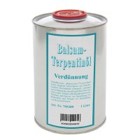 Turpentine Oil, 1 l
