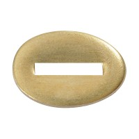 Brass Bolster, Blade Thickness 2.5 mm