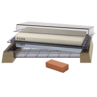 Cerax Combination Stone with Base, Grit 1000 / 3000