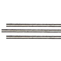 Purfling Set, Straight, Maple-Maple-Maple, Viola, 0.4/0.6/0.4 x 2.0 mm