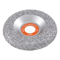 King Arthur's Tools Galahad CG Disc, Round Profile